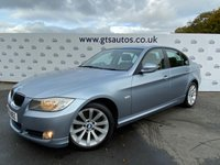 USED 2010 59 BMW 3 SERIES 320D SE BUSINESS ED AUTO 2.0 177BHP LEATHER
