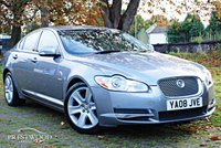 USED 2008 08 JAGUAR XF 2.7d PREMIUM LUXURY AUTO [210 BHP] 4 DOOR SALOON