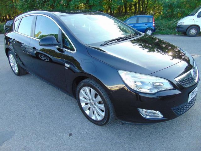 2011 11 VAUXHALL ASTRA 1.6i 16V SE 5dr