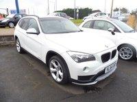 2014 BMW X1 2.0 XDRIVE18D SE 5d AUTO 141 BHP £11480.00