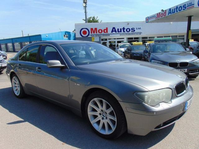 2004 04 BMW 7 SERIES 745i 4dr Auto