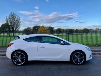 2016 VAUXHALL ASTRA 1.4 GTC LIMITED EDITION S/S 3d 118 BHP £10695.00