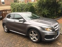 USED 2014 64 MERCEDES-BENZ GLA-CLASS 2.1 GLA200 CDI AMG LINE EXECUTIVE 5d 136 BHP *view by appointment only*
