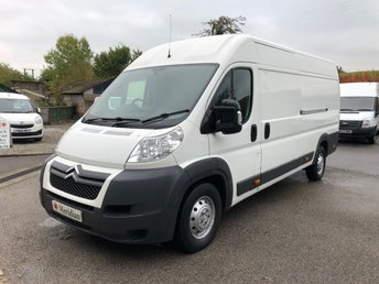 2013 CITROEN RELAY 2.2 35 HEAVY L4H2 HDI 130PS £4950.00