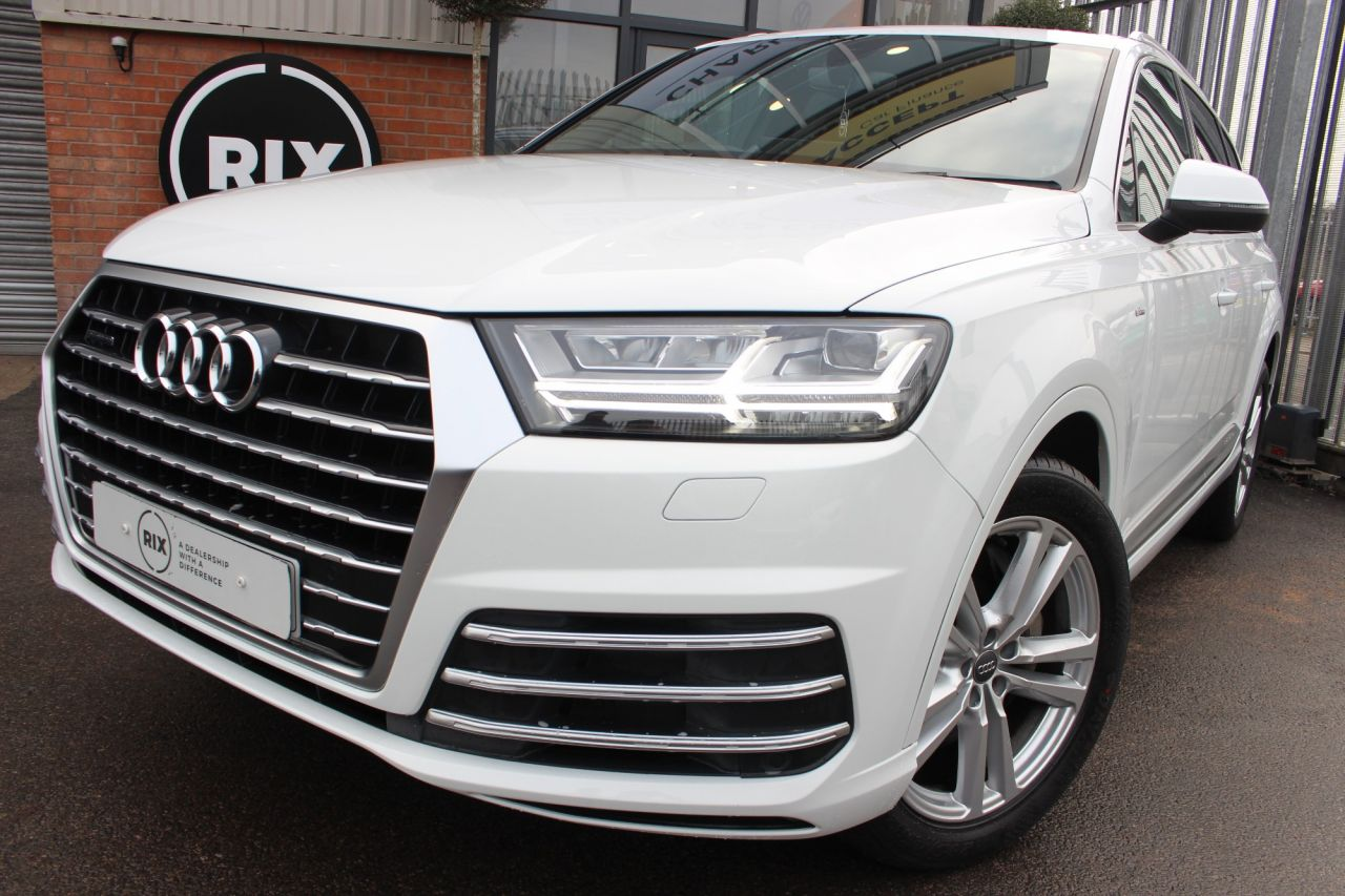 Used AUDI Q7for sale
