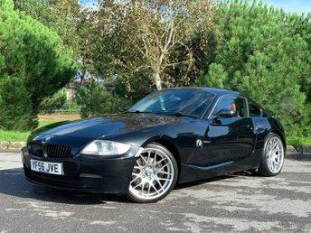 2007 BMW Z4 3.0 Z4 SI SPORT COUPE 2d 262 BHP £6995.00