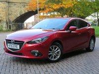 2015 MAZDA 3 2.0 SE-L NAV 5d 118 BHP £7333.00