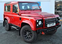 USED 2012 12 LAND ROVER DEFENDER 90 2.2 TD XS Very Rare Bowler Special Edition 3d with 4 Seats and NO VAT TO PAY RARE BOWLER SPECIAL EDITION