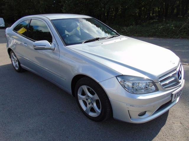 2009 09 MERCEDES-BENZ CLC CLASS CLC 220 CDI SE 3dr Auto