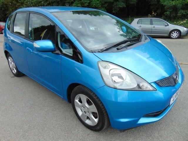 2010 10 HONDA JAZZ 1.4 i-VTEC ES 5dr i-SHIFT Auto