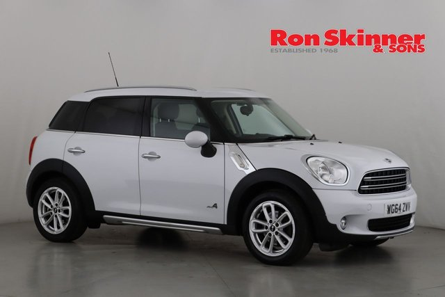 View our 2015 T MINI COUNTRYMAN 1.6 COOPER D ALL4 5d 112 BHP