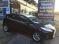 2015 FORD FIESTA 1.0 ZETEC 5d 99 BHP, only 23000 miles SOLD