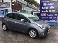 USED 2013 13 HYUNDAI IX20 1.4 STYLE 5d 89 BHP, only 60000 miles, One Owner from new *** ONE OWNER FROM NEW ***