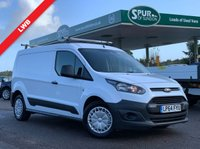 USED 2015 64 FORD TRANSIT CONNECT 1.6 240 P/V 94 BHP Air Con, Long Wheel Base, Rhino Roof Bars, Very Clean Example.