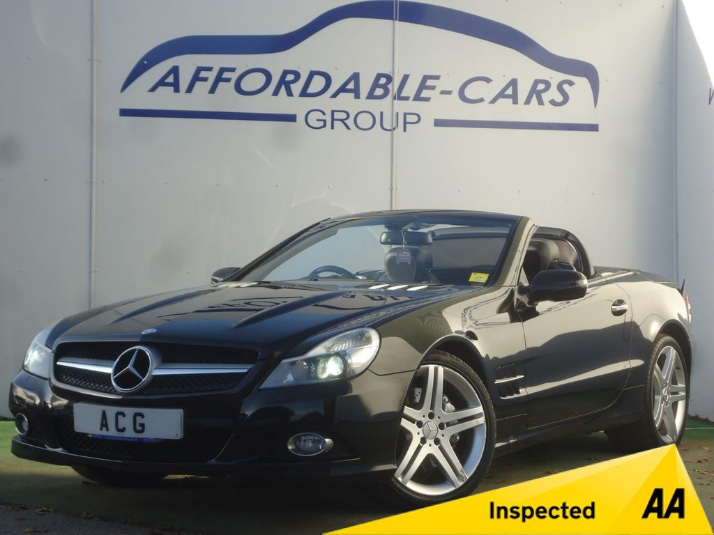 View our MERCEDES SL