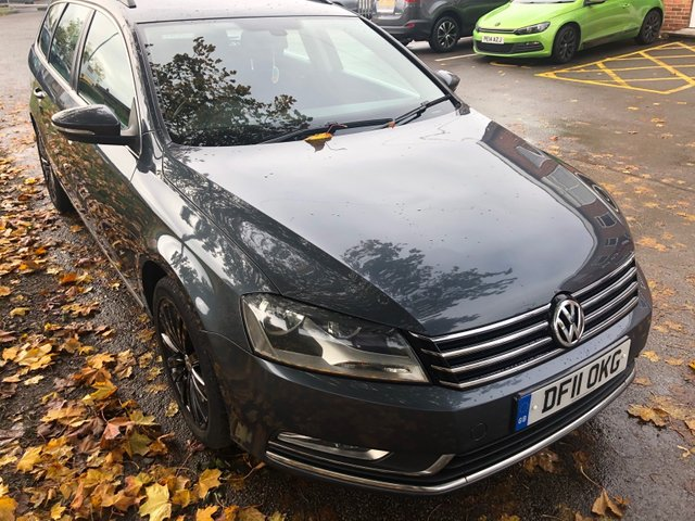 USED 2011 11 VOLKSWAGEN PASSAT 1.6L SE TDI BLUEMOTION TECHNOLOGY 5d 104 BHP Volkswagen Passat 2011 TDI WITH BLUEMOTION TECHNOLOGY . 12 MONTHS MOT AND A SERVICE UPON SALE . BLUETOOTH CONNECTIVITY , CD player ,