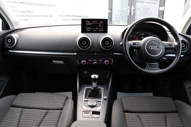 AUDI A3 at Dani Motors