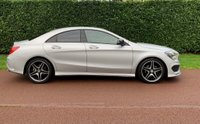 USED 2015 15 MERCEDES-BENZ CLA 2.1 CLA200 CDI AMG Sport 7G-DCT (s/s) 4dr LOW MILE+£20TAX+ULEZ COMPLIANT