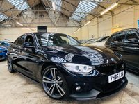 USED 2016 66 BMW 4 SERIES 3.0 430d M Sport Gran Coupe Sport Auto (s/s) 5dr PERFORMANCE-PACK+HK+MBRAKES!