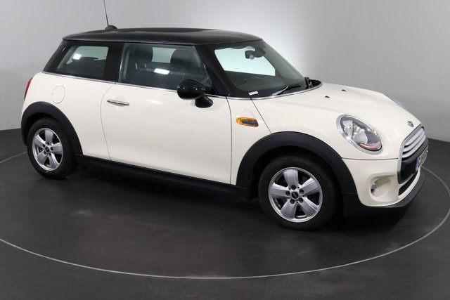 2015 15 MINI HATCH COOPER 1.5 COOPER D 3d 114 BHP ULEZ EXEMPT