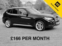 2014 BMW X1 2.0 XDRIVE20D XLINE 5d AUTO 181 BHP. FOUR WHEEL DRIVE £SOLD