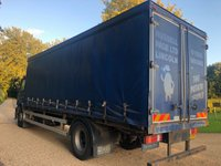 USED 2007 57 MERCEDES-BENZ ATEGO 6.4 1824 DAY CAB 228 BHP MAUNAL FRONT AND REAR AIR 1 OWNER