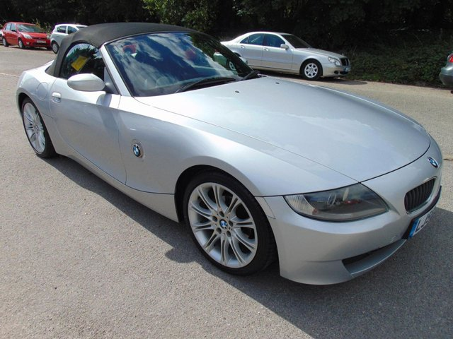2006 56 BMW Z4 2.0i Sport 2dr