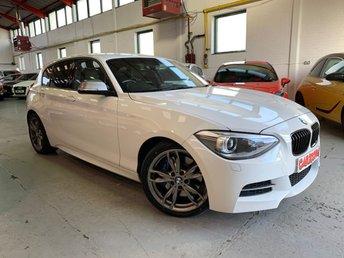 2013 BMW 1 SERIES 3.0 M135I 5d AUTO 316 BHP £13995.00