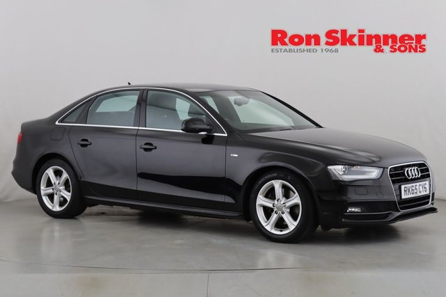 View our 2015 65 AUDI A4 2.0 TDI ULTRA S LINE NAV 4d 161 BHP