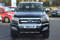 USED 2016 16 FORD RANGER 3.2 TDCi Limited 2 Double Cab Pickup Auto 4WD 4dr DRIVER ASSISTANCE*MOUNTAIN TOP