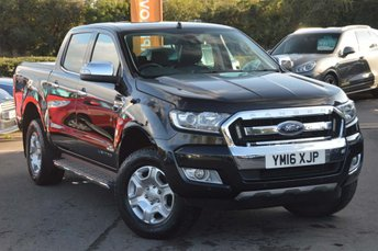 2016 FORD RANGER 3.2 TDCi Limited 2 Double Cab Pickup Auto 4WD 4dr £16790.00