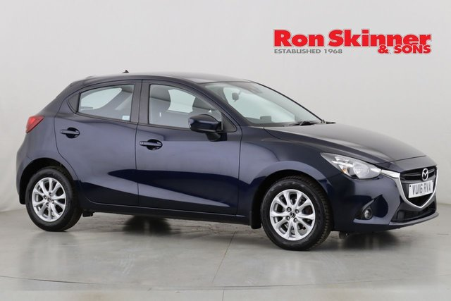 View our 2016 16 MAZDA 2 1.5 SE-L NAV 5d 89 BHP