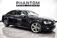 USED 2014 14 AUDI A4 3.0 S4 QUATTRO BLACK EDITION 4d AUTO 329 BHP