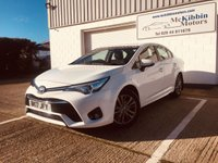 USED 2017 TOYOTA AVENSIS 1.6 D-4D BUSINESS EDITION