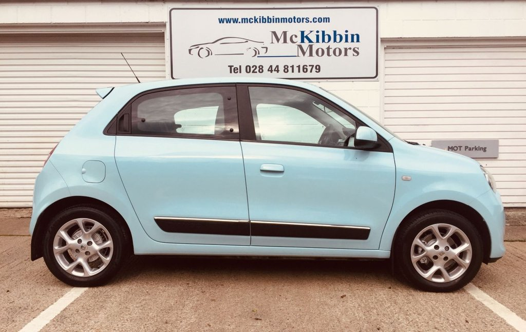USED 2015 RENAULT TWINGO DYNAMIQUE ENERGY TCE S/S