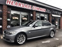 2009 BMW 3 SERIES 2.0 320I SE BUSINESS EDITION 4d 168 BHP £5000.00