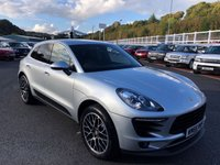 USED 2016 66 PORSCHE MACAN 3.0 S PDK 5d AUTO 340 BHP 340bhp, Air Suspension, 20 inch RS-Spyder alloys + more