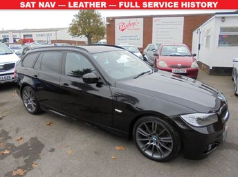 2011 BMW 3 SERIES 2.0 318D SPORT PLUS EDITION TOURING 5d 141 BHP £5994.00