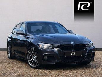 2014 BMW 3 SERIES 2.0 320D M SPORT 4d AUTO 181 BHP £14990.00