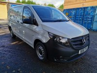 2016 MERCEDES-BENZ VITO 109 CDi LONG EURO 6 LWB *BLUETOOTH*CRUISE* £8995.00