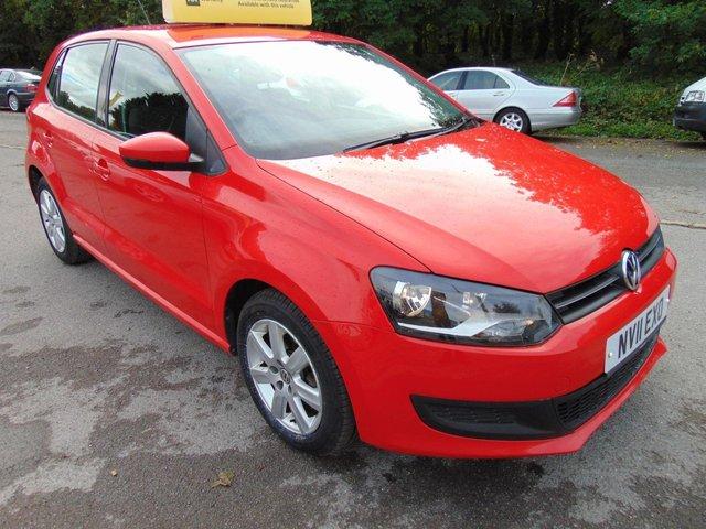 2011 11 VOLKSWAGEN POLO 2011 Volkswagen Polo