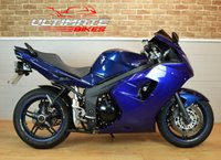 USED 2008 58 TRIUMPH SPRINT ST 1050 ABS SPORT TOURING 1050CC