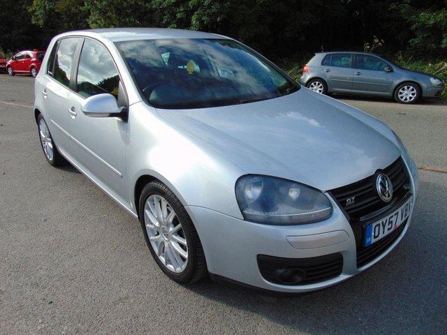 2007 57 VOLKSWAGEN GOLF 2007 Volkswagen Golf