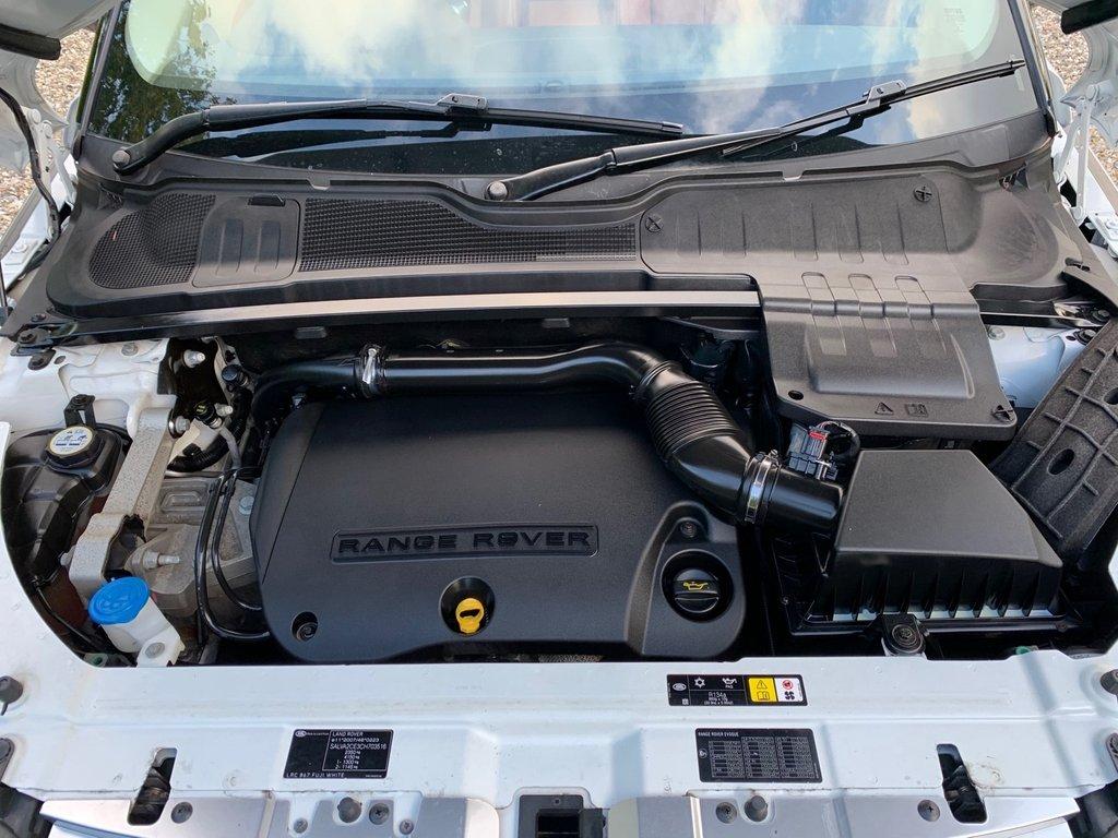 USED 2012 62 LAND ROVER RANGE ROVER EVOQUE 2.2 SD4 PRESTIGE 5d 190 BHP
