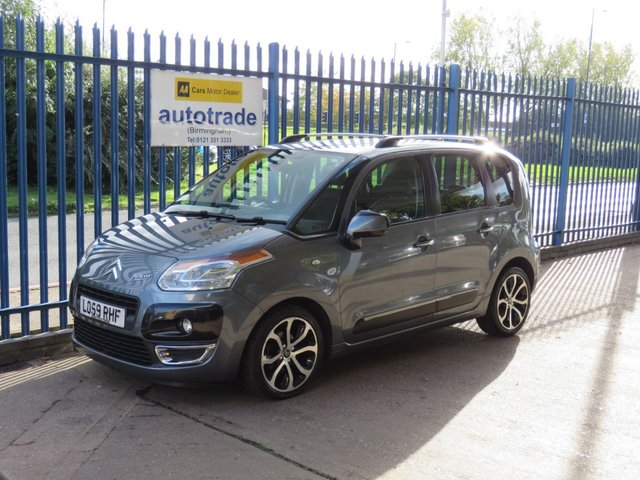USED 2010 59 CITROEN C3 PICASSO 1.6 PICASSO EXCLUSIVE HDI 5d 90 BHP Finance arranged Part exchange available Open 7 days