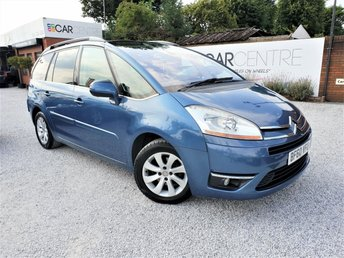 View our 2010 60 CITROEN C4 GRAND PICASSO 1.6 EXCLUSIVE HDI EGS 5d AUTO 107 BHP