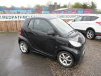 USED 2012 12 SMART FORTWO 1.0 PULSE MHD 2d AUTO 71 BHP