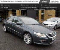 2011 VOLKSWAGEN PASSAT 2.0 CC GT TDI BLUEMOTION TECHNOLOGY DSG 4d AUTO 139 BHP £7450.00