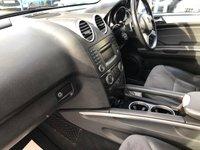 USED 2011 60 MERCEDES-BENZ M CLASS 3.0 ML350 CDI BLUEEFFICIENCY SPORT 5d AUTO 231 BHP