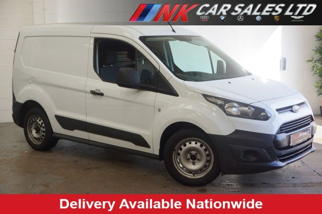 2014 64 FORD TRANSIT CONNECT 1.6 200 P/V 94 BHP SOLD TO HARVEY FROM DERBY